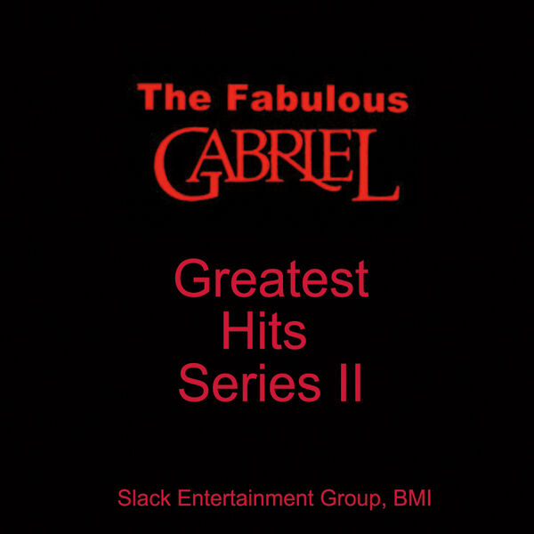 Cover art for Greatest Hits Series II