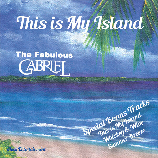 Cover art for This Is My Island